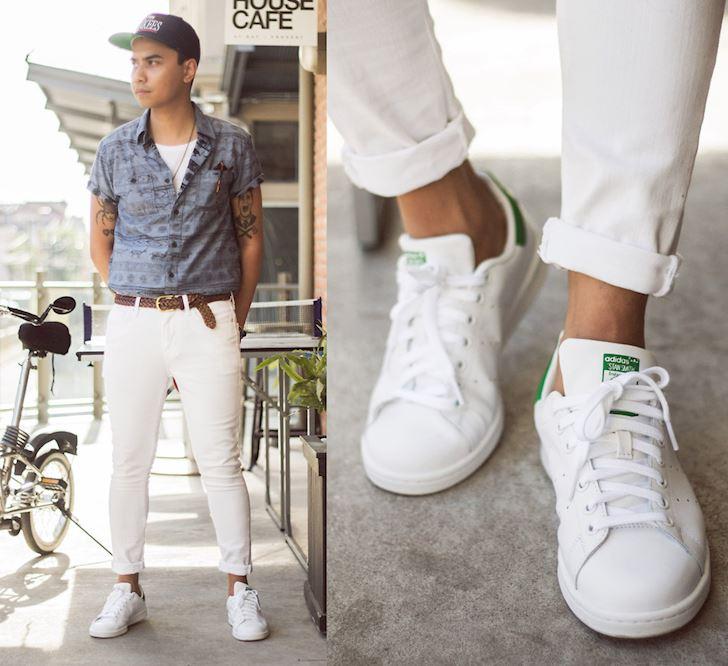 Cach chon tat cho giay sneaker khong phai ai cung biet 4