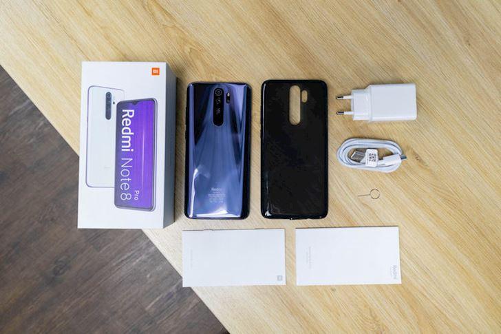 Redmi Note 8 Pro Su dung thuc te thoi luong pin va choi game 8