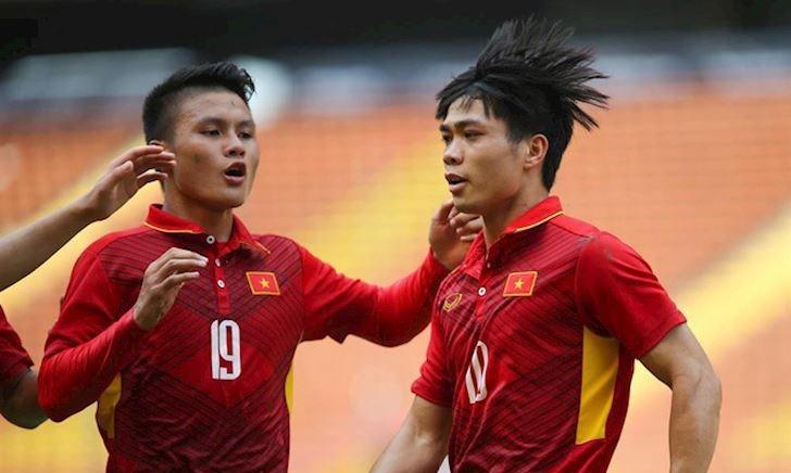 Video clip: Tuyển Việt Nam và những pha ban bật đẳng cấp khiến các đội Tây Á choáng váng