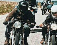 4 lí do nên đến với xe mô tô cổ điển 1 lần - Gentleman Ride #6