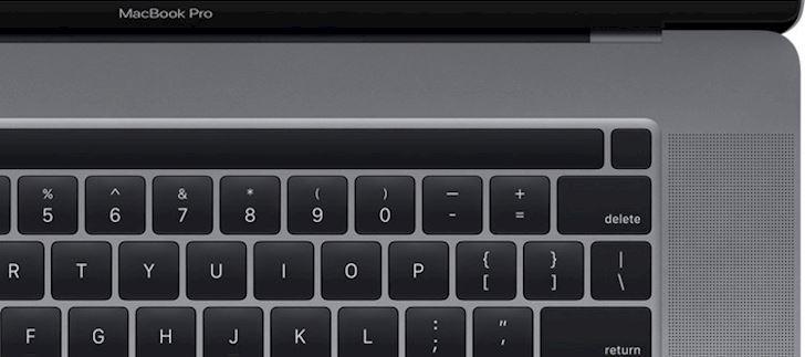 Phat hien thiet ke MacBook Pro 16 inch moi trong macOS Catalina 1