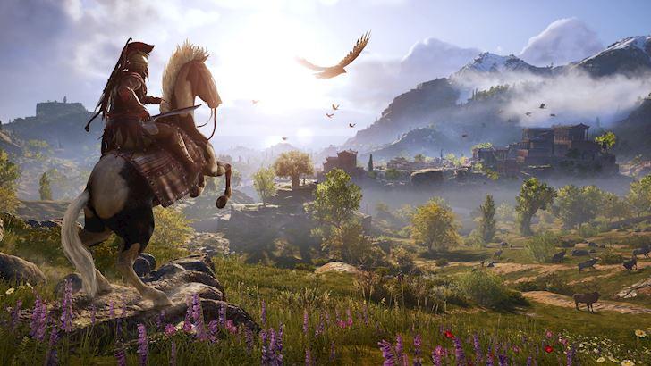 Assassin's Creed Odyssey: Câu chuyện về hai anh em hướng dẫn chơi dao cho hậu bối