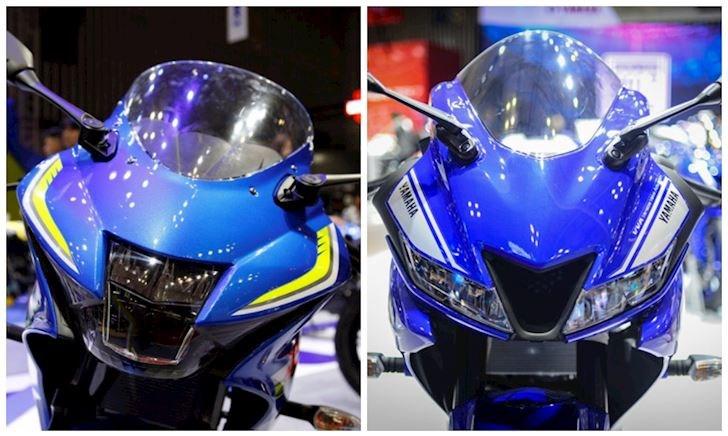 Nên mua Suzuki GSX-R150 hay Yamaha YZF-R15 v3 - Xe côn tay #8