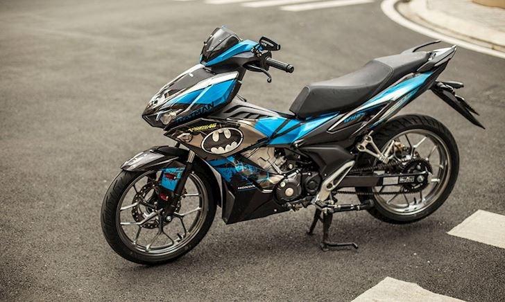 Tem trùm Honda Winner X giải pháp tốt cho anh em muốn khác biệt