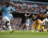 Wolves tạo cú sốc kinh hoàng trên sân Man City