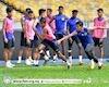 Tiền đạo đội tuyển Malaysia thách thức hàng thủ tuyển Việt Nam
