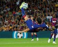 Thắng đậm Sevilla, Barca vẫn gây sốc khi nhận 2 thẻ đỏ liên tiếp