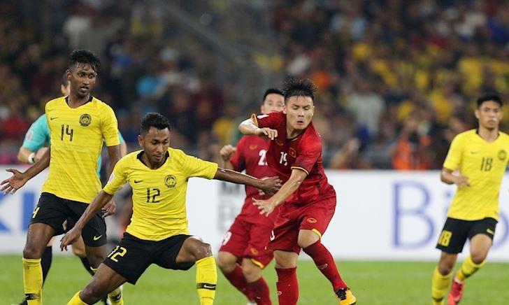 Lịch thi đấu bóng đá hôm nay: VTC1, VTV5 Trực tiếp bóng đá Việt Nam vs Malaysia