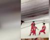 Video clip: Pha đi bóng đẳng cấp của Quang Hải tái hiện trên 105 trang giấy