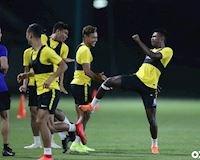 Tuyển Malaysia 'quẩy hết mình' đợi tuyển Việt Nam