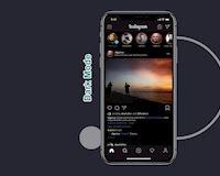 Cách bật Dark mode trên Instagram dễ đến không ngờ