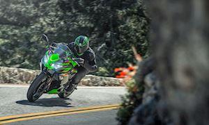 Kawasaki Ninja 650 2020 được nâng cấp, giá khá ngon