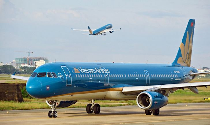 Vietnam Airlines cung cap Wi Fi tren may bay 1