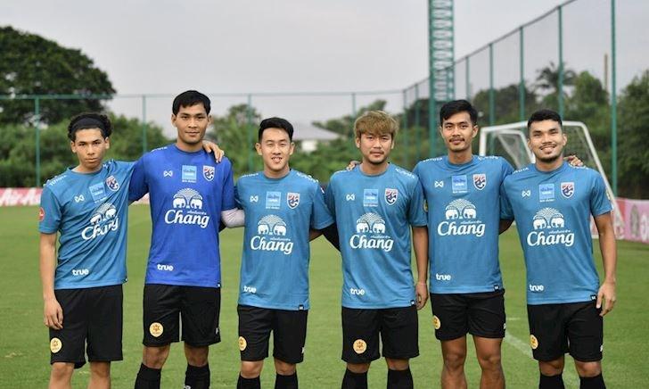 U22 Thái Lan lên danh sách chuẩn bị SEA Games: Vắng nhiều sao