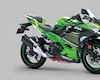 Kawasaki Ninja 400 độ tem KRT 2020 cực đẹp