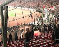 Indonesia nhận án phạt trước trận gặp tuyển Việt Nam