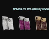iPhone 11 Pro Victory: Siêu đẹp, siêu sang, và… siêu siêu đắt