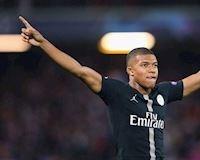 Kylian Mbappe lại dính chấn thương khiến PSG lo lắng