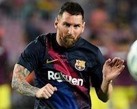 Messi tiết lộ sự thật gây sốc ở Tây Ban Nha