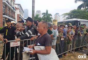 Tự nhận thương binh làm loạn trụ sở VFF vì vé trận Việt Nam vs Malaysia