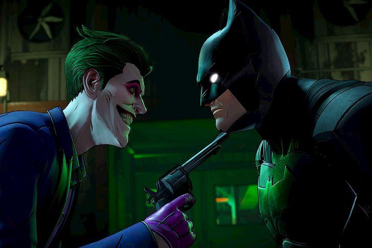 Series Batman: Arkham