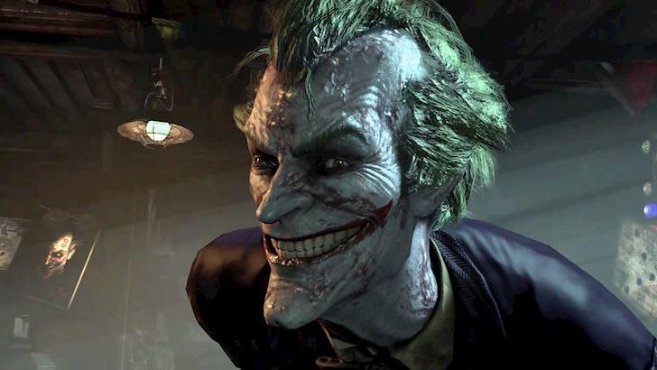 Joker và những lần xuất hiện đáng sợ của hắn trong thế giới game