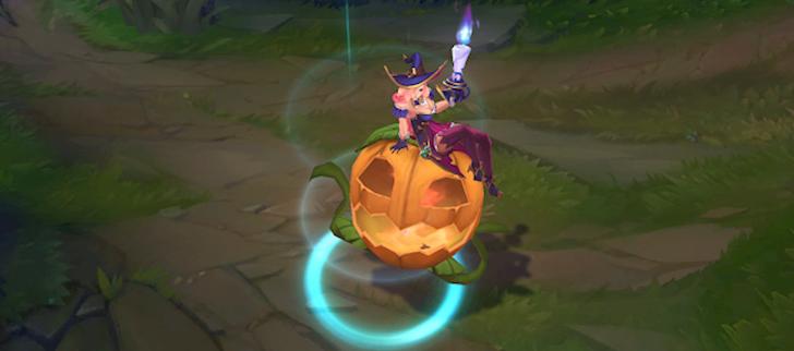 Dan trang phuc Halloween dep me hon khien game thu dung ngoi khong yen