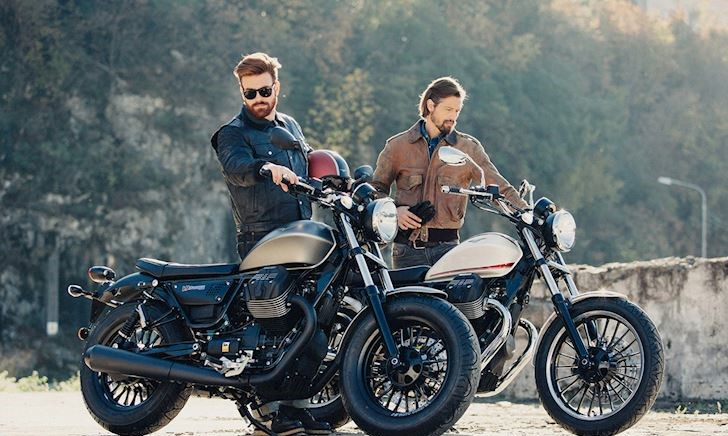 Tôi và con đường đến với xe mô tô cổ điển - Gentleman Ride #2