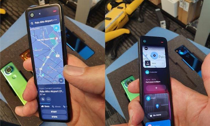 Cha đẻ Android lại sắp ra smartphone mới, độc lạ và khá giống với remote tivi