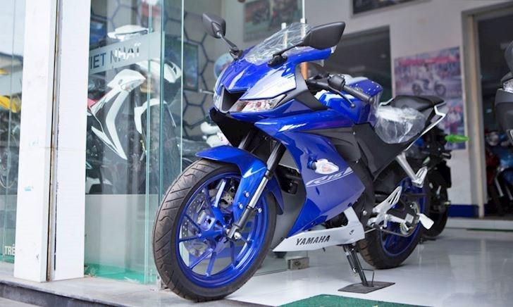 Yamaha R15 v3 2019 giá bao nhiêu sau khi ra biển số