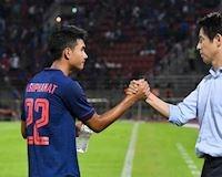 HLV Nishino nói gì khi đẩy 'thần đồng 17 tuổi' xuống U19 Thái Lan?