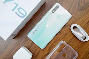 Mở hộp Vivo Y19 vừa được bán ra tại thị trường Việt Nam - Cấu hình tốt, giá 4,99 triệu đồng