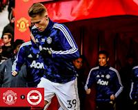 Trực tiếp MU vs Brighton (3-1): Martial và Rashford tỏa sáng (Hết giờ)