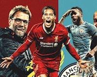 Truc tiep bong da. Xem trực tiếp Liverpool vs Man City ở kênh nào?