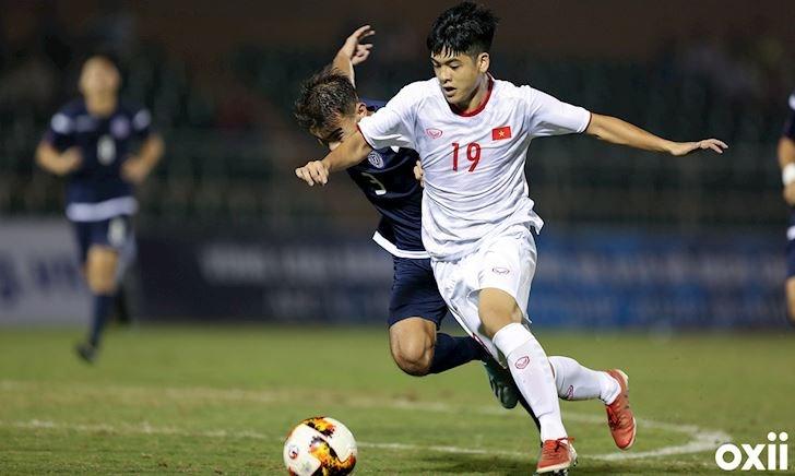 Tructiepbongda. Link xem trực tiếp U19 Việt Nam vs U19 Nhật Bản 19h ngày 10/11