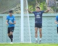 Thủ môn tuyển Thái Lan không ngán áp lực từ fan Việt Nam