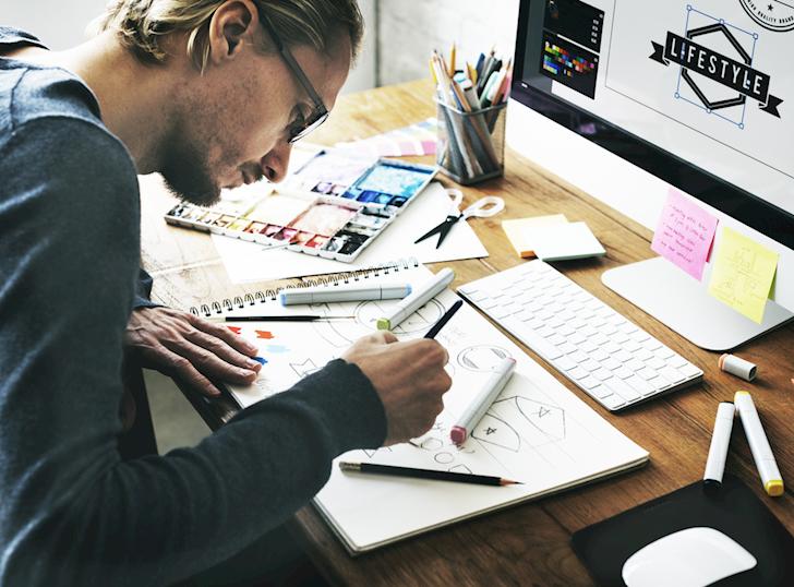 Một tháng kiếm được bao nhiêu tiền với nghề Designer?