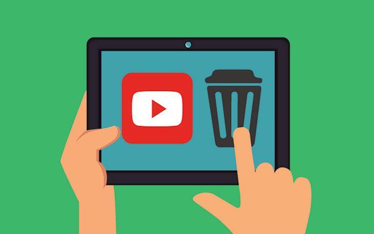 Thuc hu chuyen Youtube xoa tai khoan hang loat 2