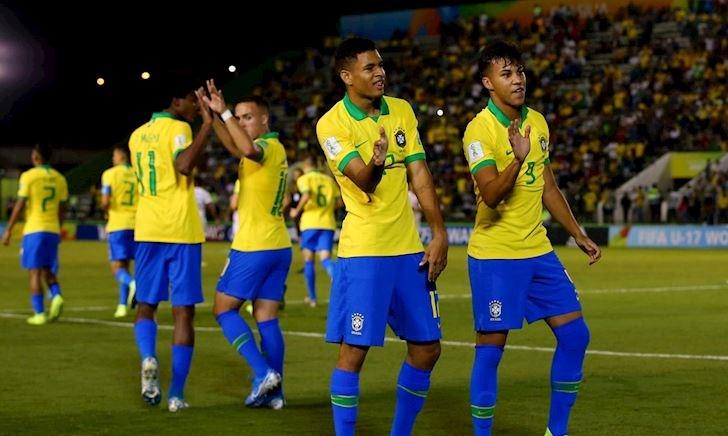 Lịch thi đấu bóng đá hôm nay 11/11: Nảy lửa tứ kết U17 World Cup