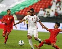 Đội hình UAE từng gieo rắc nỗi 'kinh hoàng' cho tuyển Việt Nam