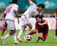 Việt Nam vs UAE mấy giờ đá?