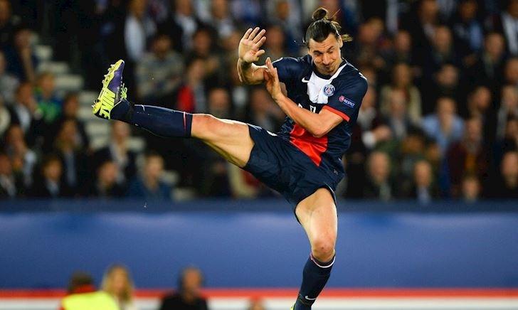Video: Zlatan Ibrahimovic, ông hoàng kungfu