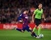 Đội bét bảng Liga ngăn Messi đá phạt bằng cách chưa từng có