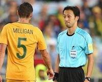 Trọng tài bắt trận Việt Nam vs UAE rút thẻ đỏ nhanh nhất thế giới