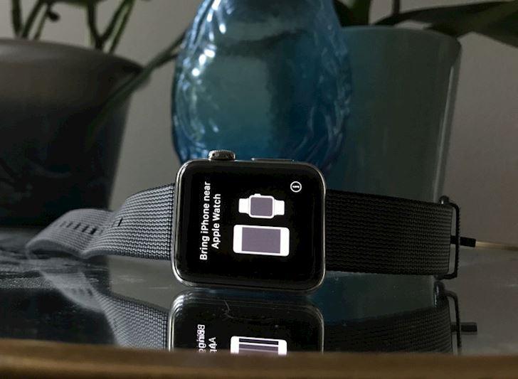 Cach ghep doi Apple Watch voi iPhone moi de khong mat du lieu 3