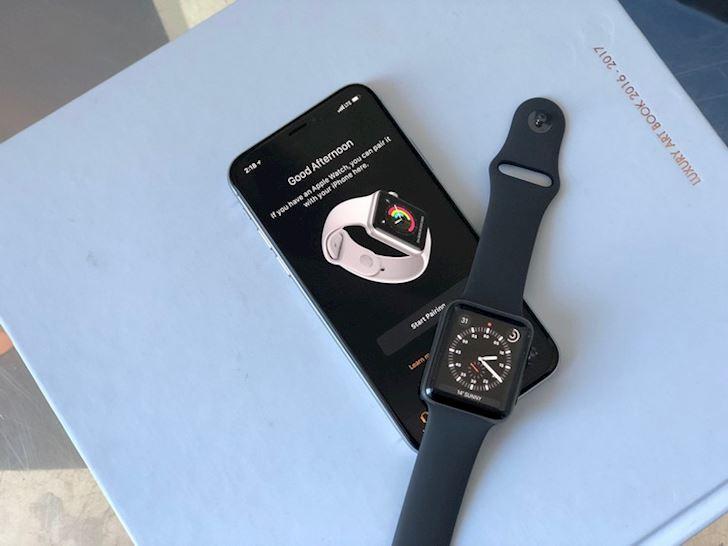 Cach ghep doi Apple Watch voi iPhone moi de khong mat du lieu 6