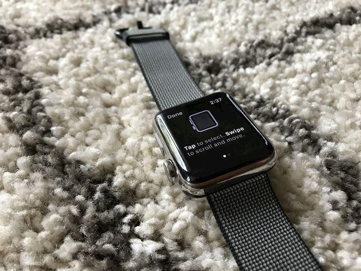 Cach ghep doi Apple Watch voi iPhone moi de khong mat du lieu 7