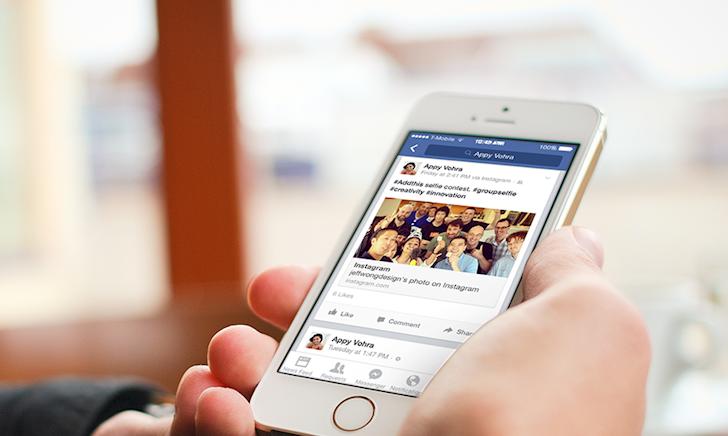 """Ứng dụng Facebook trên iOS """"lén"""" mở camera ở chế độ nền, anh em kiểm tra cập nhật ngay"""