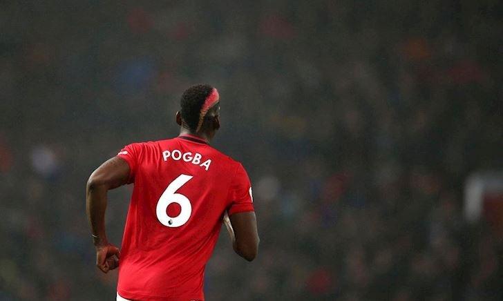 Paul Pogba sẽ cứu vớt tháng 12 ác mộng của MU