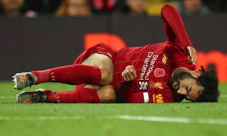 Salah dính chấn thương nặng ở Ai Cập khiến Liverpool ngồi trên đống lửa